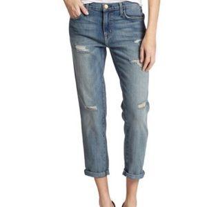 Current/Elliott Loved Destroyed Jeans Boyfriend